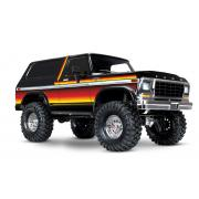 Ford Bronco 4WD Electric Truck Orange